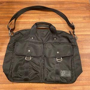 TUMI T-Tech Essential Briefcase Laptop Bag